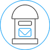 Postal Address Icon